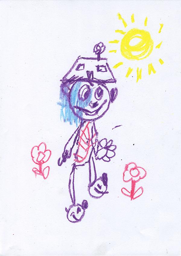 Jordan Devlin - Juvenile Art